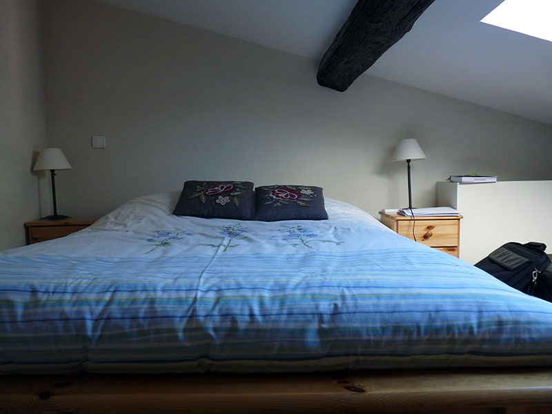 Private appartment, bedroom, Montpellier, France