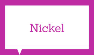 Basic french expressions - Nickel